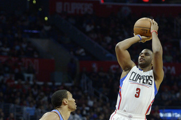 Russell Westbrook Oklahoma City Thunder v Los Angeles Clippers