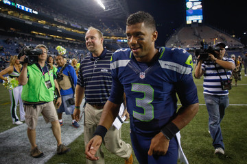 Russell Wilson San Diego Chargers v Seattle Seahawks