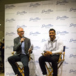 Russell Wilson and Pete Nordstrom
