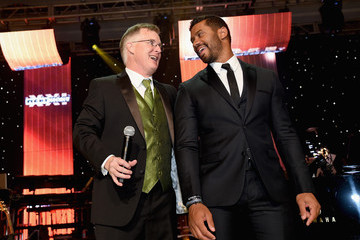Russell Wilson Muhammad Ali's Celebrity Fight Night XXI  - Show