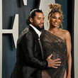 Russell Wilson 2020 Vanity Fair Oscar Party Hosted By Radhika Jones - Arrivals