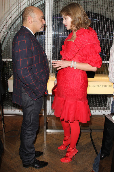 'A Russian Fairy Tale' Jewelry Launch by Natalia Vodianova