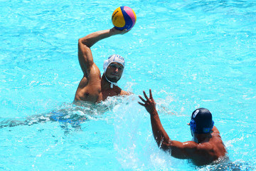 Rustam Ukumanov FINA World Championships: Men's Water Polo