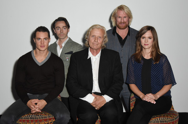 Stars Attend 'The Last Kingdom' Photocall