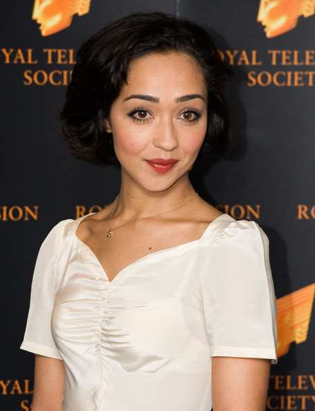Ruth Negga Is Met Best Dressed 2017 Lainey: RTS Programme Awards 2012