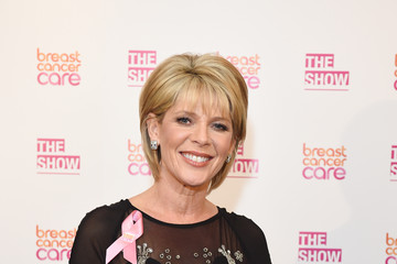 Ruth Langsford Breast Cancer Care's London Fashion Show 2015