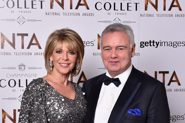Ruth Langsford National Television Awards - Inside Arrivals