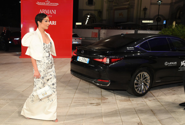 Lexus at The 76th Venice Film Festival - Day 2