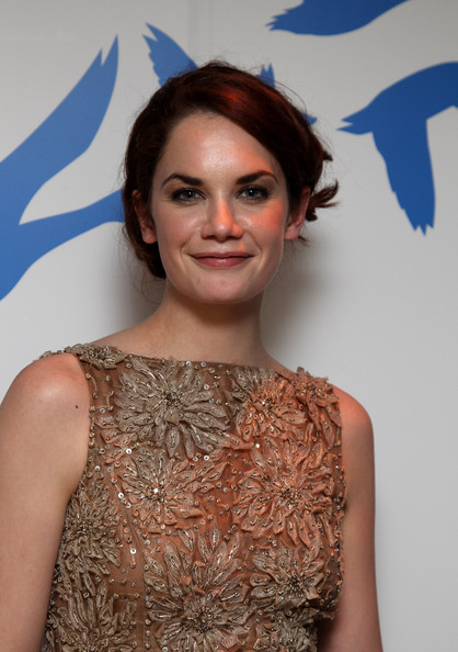In This Ruth Wilson Attends The Bafta Soho House