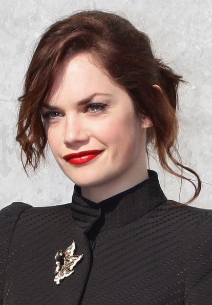 Ruth Wilson Actress Attends The Emporio Armani Show As