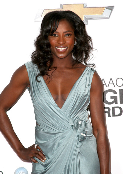 Rutina Wesley - 44th NAACP Image Awards - Arrivals
