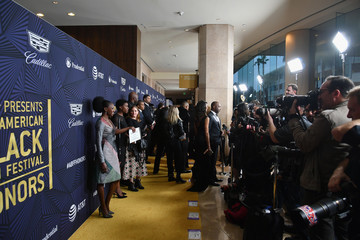Rutina Wesley BET Presents the American Black Film Festival Honors - Red Carpet