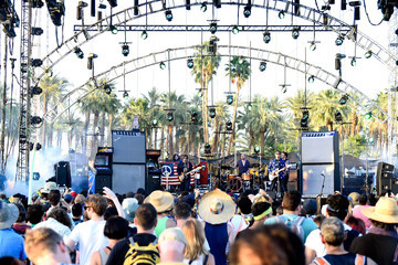 Ryan Adams 2015 Coachella Valley Music And Arts Festival - Weekend 1 - Day 3