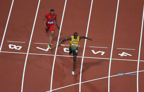 Olympics Day 15 - Athletics