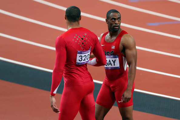 Ryan Bailey - Olympics Day 9 - Athletics