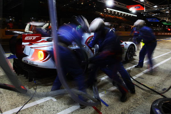 24 Hours Of Le Mans - Race []