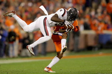 Ryan Carter South Carolina v Clemson