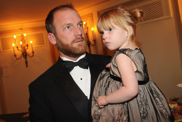 Photo of Ryan Dempster & his  Daughter  Riley Dempster
