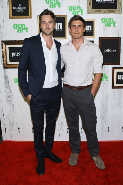 Ryan Eggold Pictures 17th Annual Genart Film Festival