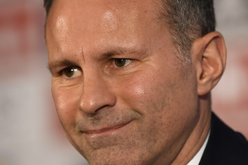 Ryan Giggs Ryan Giggs Named as New Wales Manager