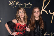 Paris Jackson and Gabriel Glenn attend The Ryan Gordy Foundation Celebrates 60 Years Of Mowtown at Waldorf Astoria Beverly Hills on November 11, 2019 in Beverly Hills, California.