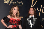 Paris Jackson and Prince Michael Jackson attend The Ryan Gordy Foundation Celebrates 60 Years Of Mowtown at Waldorf Astoria Beverly Hills on November 11, 2019 in Beverly Hills, California.