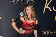 Paris Jackson attends The Ryan Gordy Foundation Celebrates 60 Years Of Mowtown at Waldorf Astoria Beverly Hills on November 11, 2019 in Beverly Hills, California.