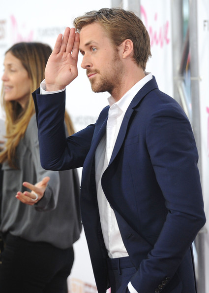 "Ryan Gosling - Premiere of ""Drive"""
