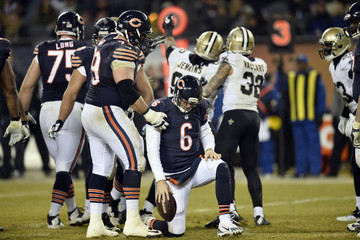 Ryan Groy New Orleans Saints v Chicago Bears