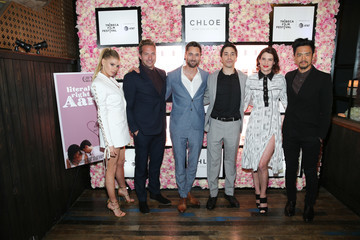 Ryan Hansen 2017 Tribeca Film Festival After Party for 'Literally, Right Before Aaron'
