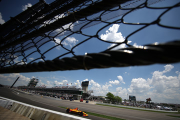 Ryan Hunter-Reay 102nd Running of the Indianapolis 500