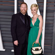 Ryan Kavanaugh Arrivals at the Elton John AIDS Foundation Oscars Viewing Party — Part 5