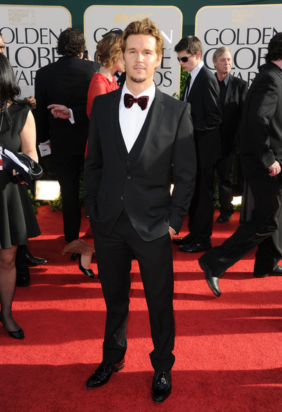 Ryan Kwanten Actor Ryan Kwanten arrives at the 68th Annual Golden Globe Awards held at The Beverly Hilton hotel on January 16, 2011 in Beverly Hills, California.