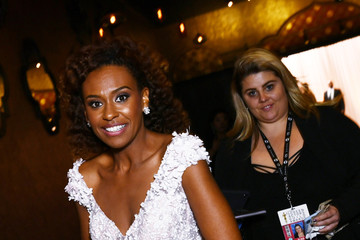 Ryan Michelle Bathe 24th Annual Screen Actors Guild Awards - Backstage