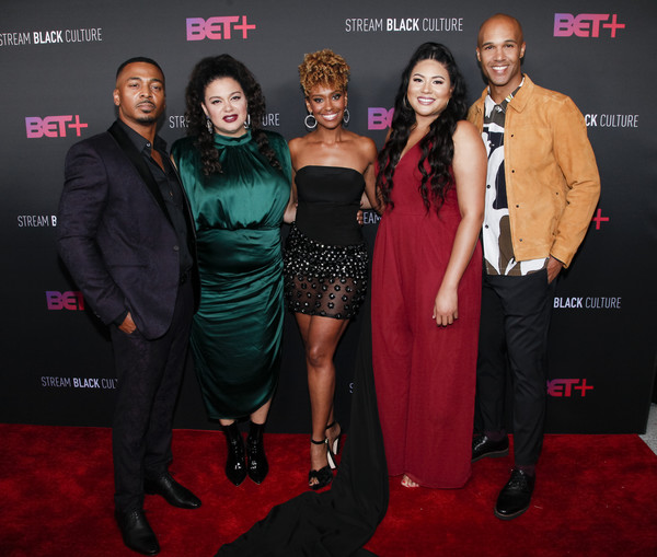 BET+ Red Carpet And Launch Party