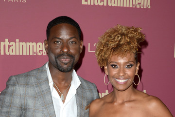 Ryan Michelle Bathe Sterling K. Brown Entertainment Weekly And L'Oreal Paris Hosts The 2019 Pre-Emmy Party - Inside