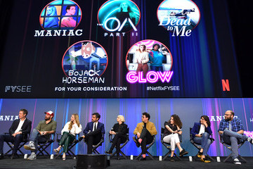 Ryan O'Connell Netflix FYSEE Change In Focus