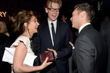 Ryan Seacrest MOCA's 35th Anniversary Gala Presented By Louis Vuitton At The Geffen Contemporary At MOCA - Cocktails/Exhibition