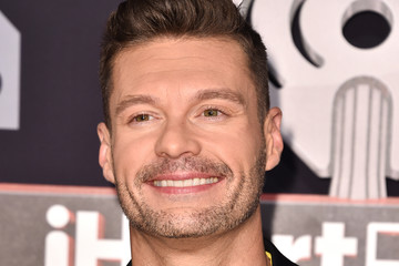 Ryan Seacrest 2017 iHeartRadio Music Awards - Arrivals