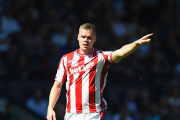 Ryan Shawcross West Bromwich Albion v Stoke City - Premier League