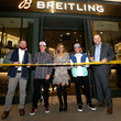 Ryan Sheckler Breitling Boutique San Diego Grand Opening Event with Professional Surfer Sally Fitzgibbons, Motorcross Racer Ken Roczen, Breitling USA President Thierry Prissert and Westime President Greg Simonian