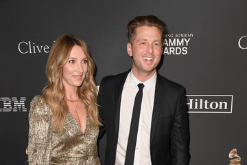 Ryan Tedder Genevieve Tedder Pre-GRAMMY Gala And GRAMMY Salute To Industry Icons Honoring Clarence Avant – Arrivals