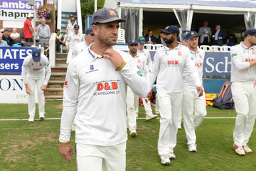 Ryan Ten Doeschate Essex vs. Surrey - Specsavers County Championship: Division One