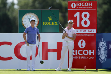 Ryann O'Toole Ricoh Women's British Open - Previews