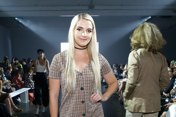 Rydel Lynch Afffair - Front Row - September 2018 - New York Fashion Week: The Shows