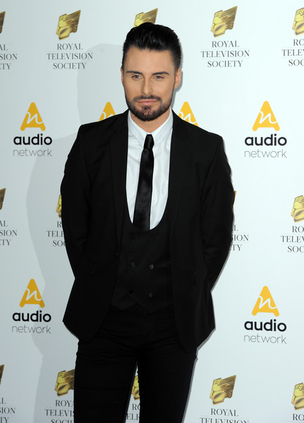 The Royal Television Society Programme Awards - Red Carpet []
