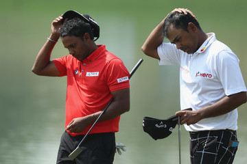 S S P Chawrasia Hero Indian Open - Day Two