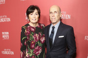 Jeffrey Katzenberg (R) and Marilyn Katzenberg attend the SAG-AFTRA Foundation's 3rd Annual Patron of the Artists Awards at the Wallis Annenberg Center for the Performing Arts on November 8, 2018 in Beverly Hills, California.