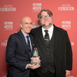 Guillermo del Toro Jeffrey Katzenberg Photos