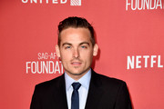 Kevin Zegers attends the SAG-AFTRA Foundation Patron of the Artists Awards 2017 at the Wallis Annenberg Center for the Performing Arts on November 9, 2017 in Beverly Hills, California.